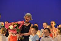 Studio de danse Christine Derrien - Saint-Brieuc - Le professeur Christine Derrien