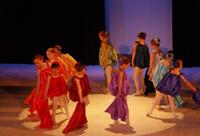 Studio de danse Christine Derrien - Saint-Brieuc - Eveil et initiation